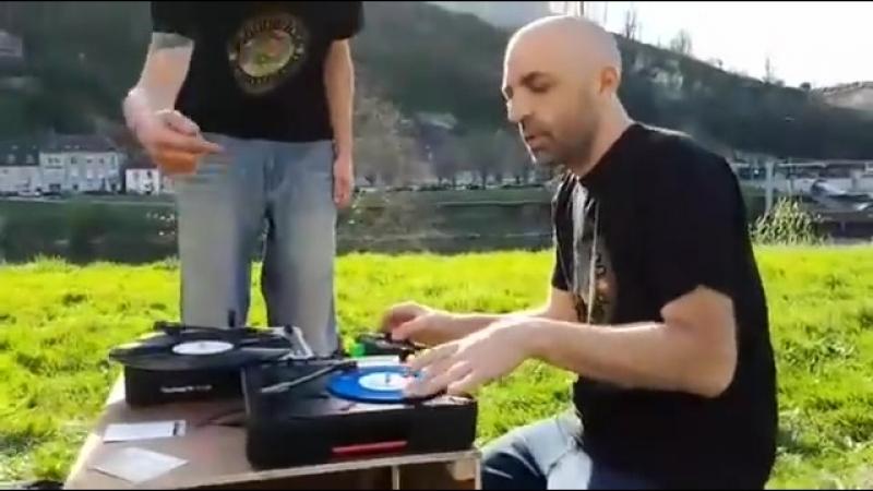 Chinese Man 2017 Session Live Shikantaza 3 Besançon feat Youthstar ASM shhmusic