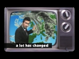 British weather - how a weather forecast is made