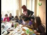 Терапія радістю. В Хмельницькій обласній дитячій лікарні стартував проект Арт-хоспітал