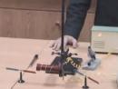 Складання електромагніта та дослідження його дії