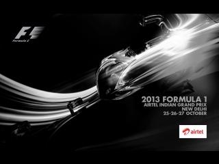 F1 2013. 16. Гран-При Индии, гонка
