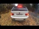 BMW X5 E53 hamann exhaust