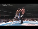 NJPW The New Begining in Osaka 2015 | ЭйДжей Стайлз пр. Хироши Танахаши (ч) (матч за чемпионство IWGP в тяжелом весе)