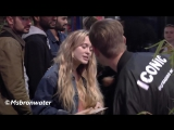 Zara Larsson Meets Her Fans In Amsterdam the netherlands