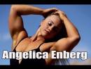 STRONG Blonde Swedish Girl Angelica Enberg FemaleFitnessReset