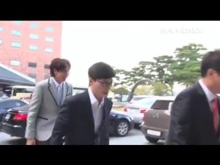 Беглецы на свадьбе Сон Джун Ки и Сон Хе Гё