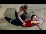 Russian Taped Tickling Revenge
