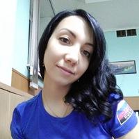 Анкета Виктория Толокнова