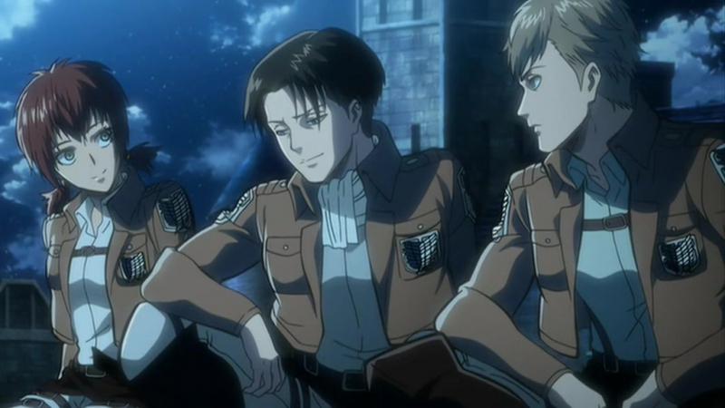 [TAÇE] Shingeki no Kyojin OVA 5