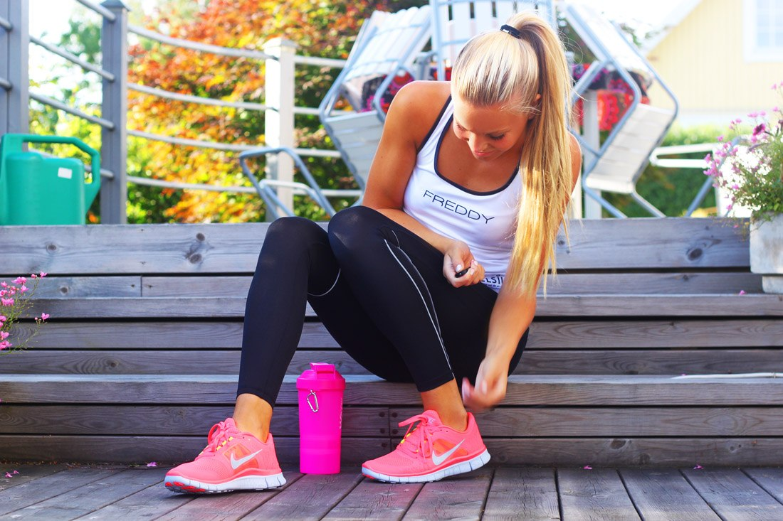 Nike Free Run женские