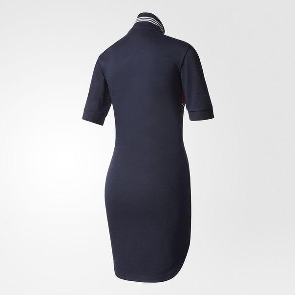 Платье High-Neck