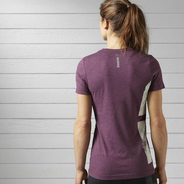 Спортивная футболка Reebok Spartan Race Triblend