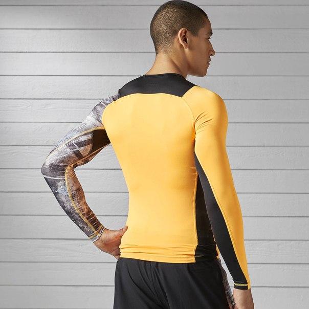 Компрессионная футболка с длинным рукавом Spartan Race Long Sleeve