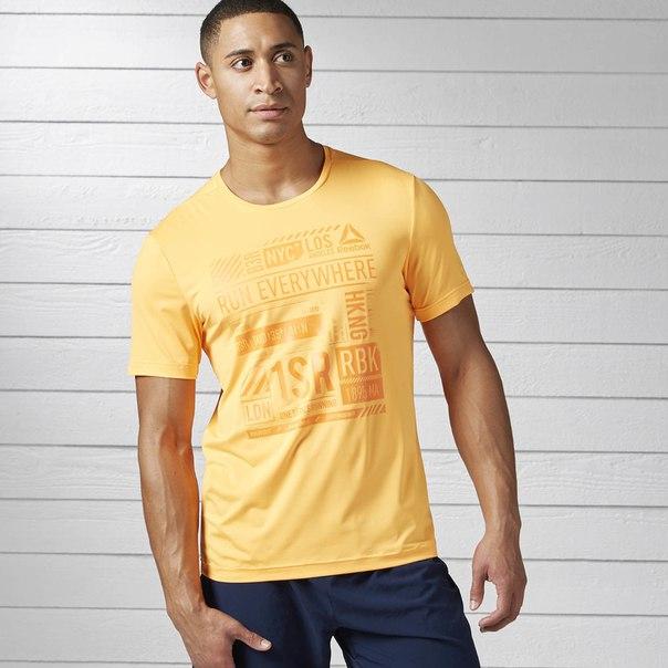 Спортивная футболка Running Reflective