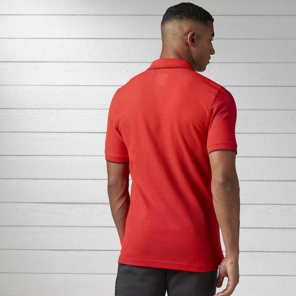 Спортивная футболка-поло Elements Tipped Pique