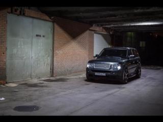 RRS Land Rover - Range Rover Sport RRC