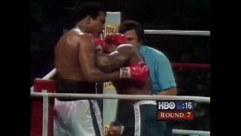 1975 Muhammad Ali vs. Joe Frazier III _ Мухаммед Али - Джо Фрейзер (3 бой)