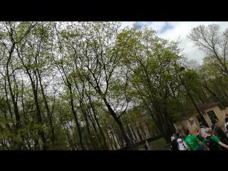 Роллер пробег 2017 Смольный