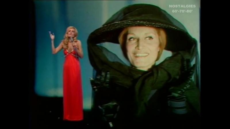 Dalida ♫ Gigi L'Amoroso ♪ 29/06/1974 (Top à « Dalida » (2e chaine)