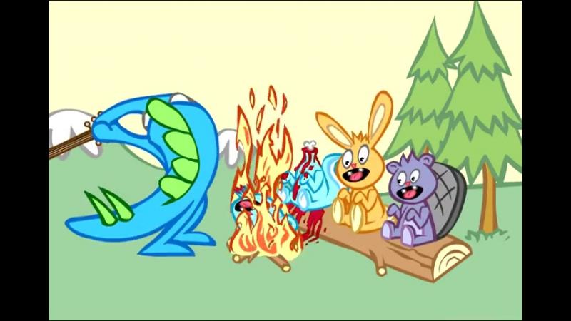 1.Banjo Frenzy (Happy Tree Friends - Unnumbered Shorts)
