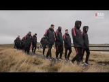 Утренняя прогулка сборной Португалии по Фарерским островам