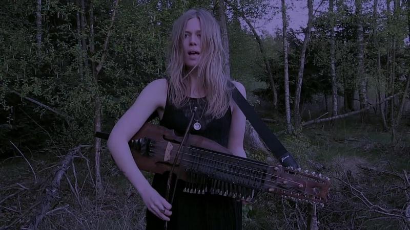 Scandinavian folk music on my nyckelharpa for you