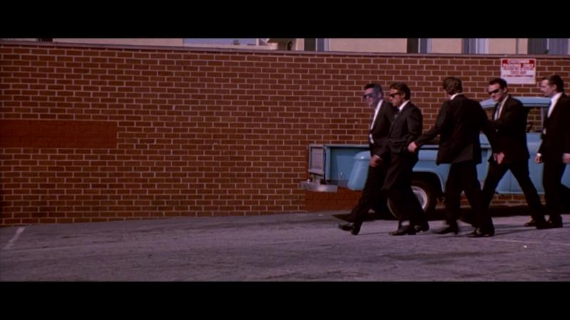 Бешеные Псы | Reservoir Dogs (1992) Вступительные Титры / George Baker Selection - Little Green Bag