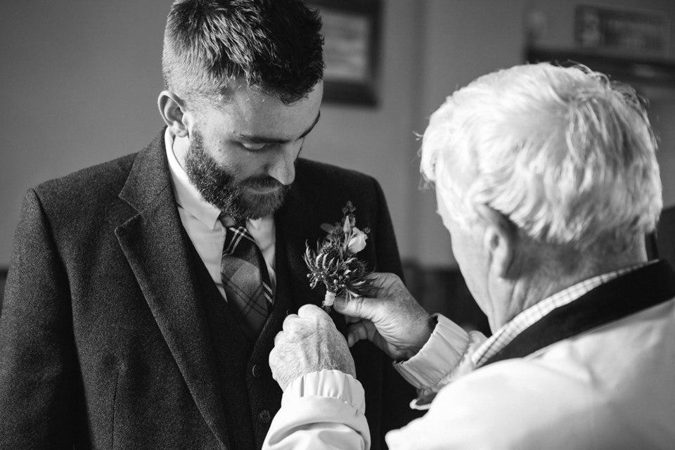 xFUDCGX7rzA - Настоящая шотландская свадьба на острове (150 фото)