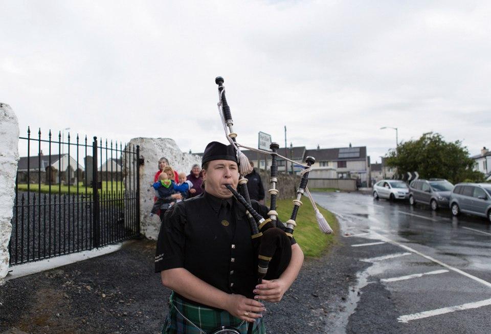 bqYHUHWWLII - Настоящая шотландская свадьба на острове (150 фото)