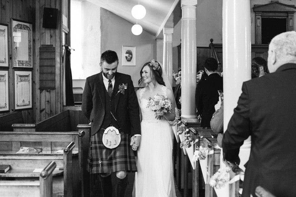 mO 9tV5PlJI - Настоящая шотландская свадьба на острове (150 фото)