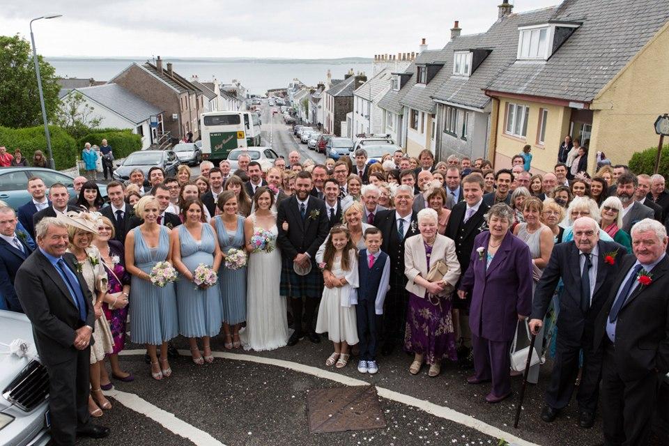 kyqrQaS 2uM - Настоящая шотландская свадьба на острове (150 фото)