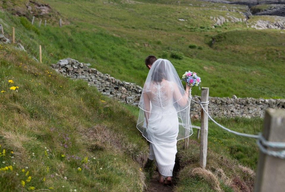4 XY678uHgU - Настоящая шотландская свадьба на острове (150 фото)