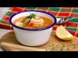 Рыбный суп с томатами [Рецепты от Рецептор]