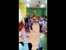 Алиса на празднике осени! танцует!