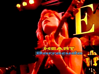 Heart «Barracuda» (1977)