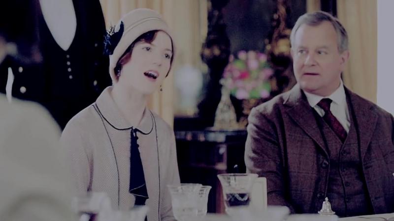 Downton Abbey / Аббатство Даунтон (Сибил) - Her kindness changed my life