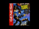Contra Hard Corps Полное прохождение Все пути, развилки, концовки Sega Rus