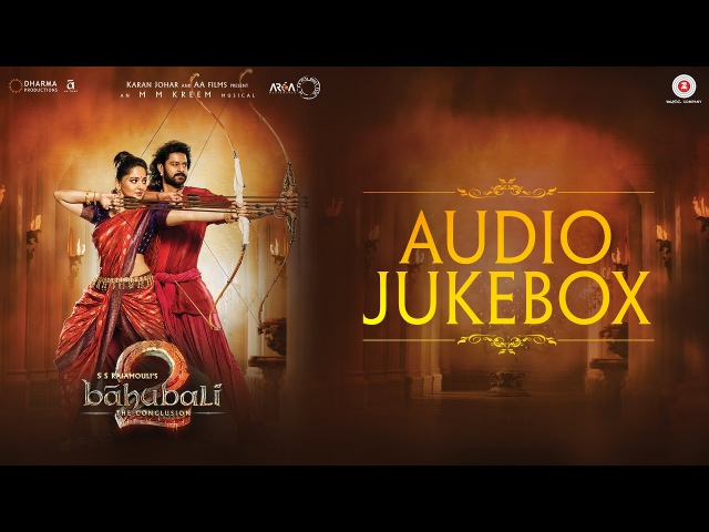 Baahubali 2 The Conclusion Full Movie Audio Jukebox Prabhas Anushka Shetty HINDI