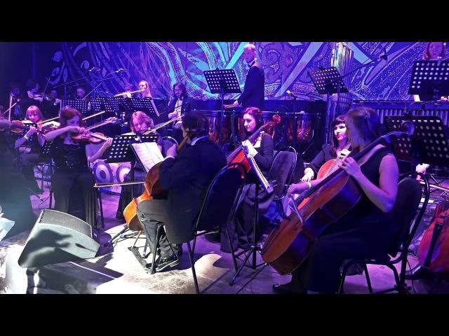 Симфонический оркестр Глобалис - Catharsis - Orchestra medley (A[o]men / Madre / Симфония огня) (DVD Symphoniae Ignis. Концерт с симфоническим оркестром Глобалис (2017))