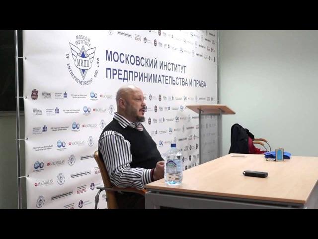 А.Кочергин 32. Общение с близкими (31.01.2015)
