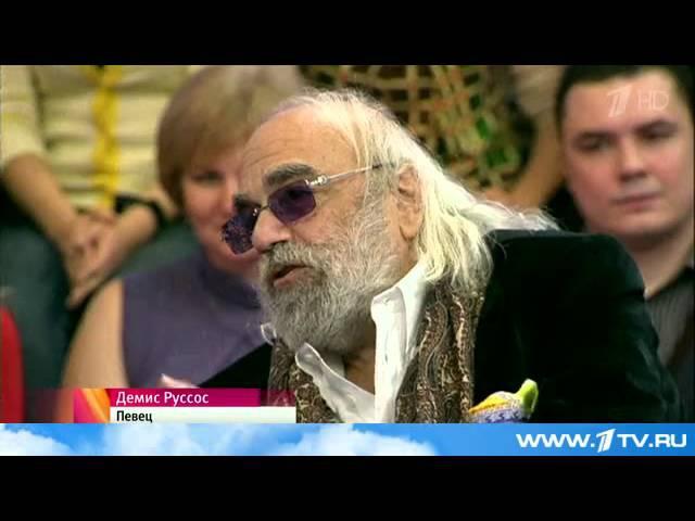 На 69 м году скончался известный греческий певец Демис Руссос