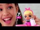 Кукла сюрприз в шарике LOL Surprise ЛОЛ 2 серия шар 10 см Вся одежда съемная