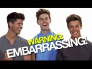 NASH GRIER AND CAMERON DALLAS' EMBARRASSING FIRST DATES! | DearHunter