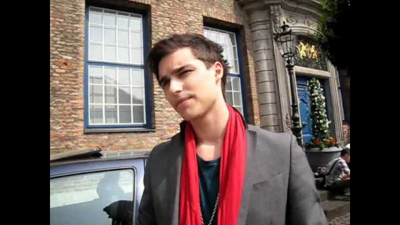 Sweden 2011: Interview with Eric Saade and Popular (slow)