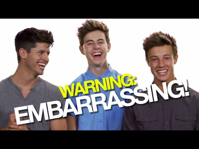NASH GRIER AND CAMERON DALLAS' EMBARRASSING FIRST DATES!   DearHunter