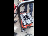 Test of the new HILTI hybrid vacuum cleaner