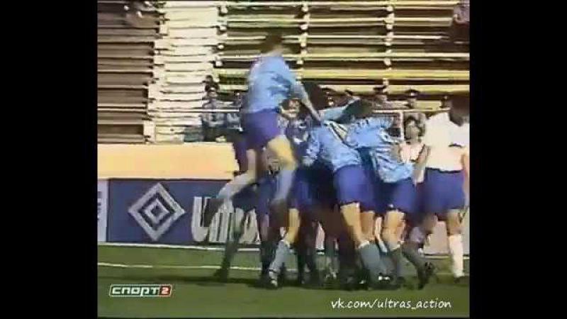 Таврия (Симферополь) 1-0 Динамо (Киев). Финал чемпионата Украины-1992