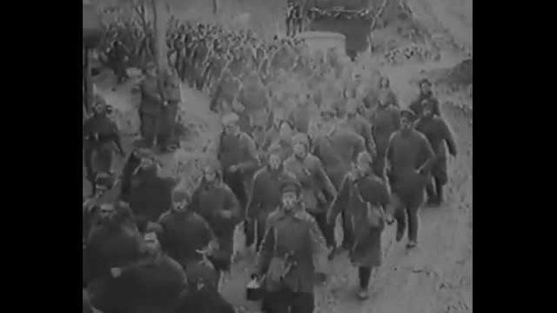 Советские пленные и техника в нацистской пропаганде 1941 г