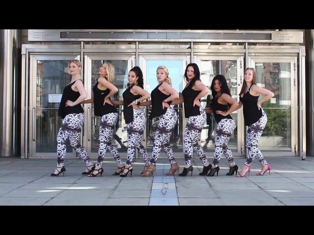Kizomba Fusion Ladiesstyle Satu