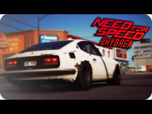 Need For Speed: Payback - ПЕРВЫЙ ВЗГЛЯД! 1